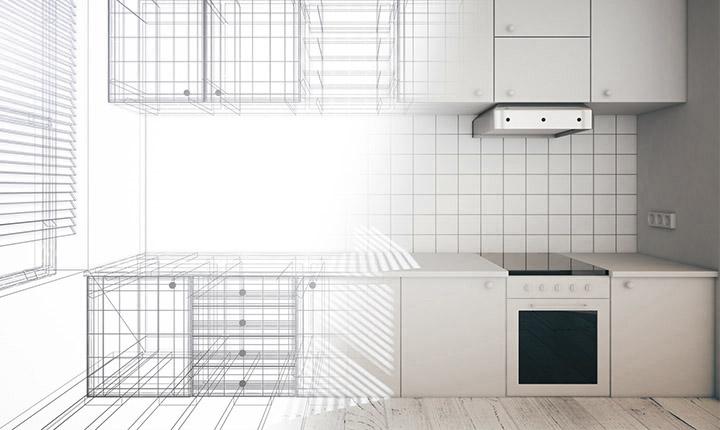 Cousines jarso conception et planification de cuisines for Projet cuisine 3d